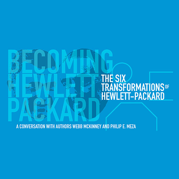 Becoming Hewlett-Packard