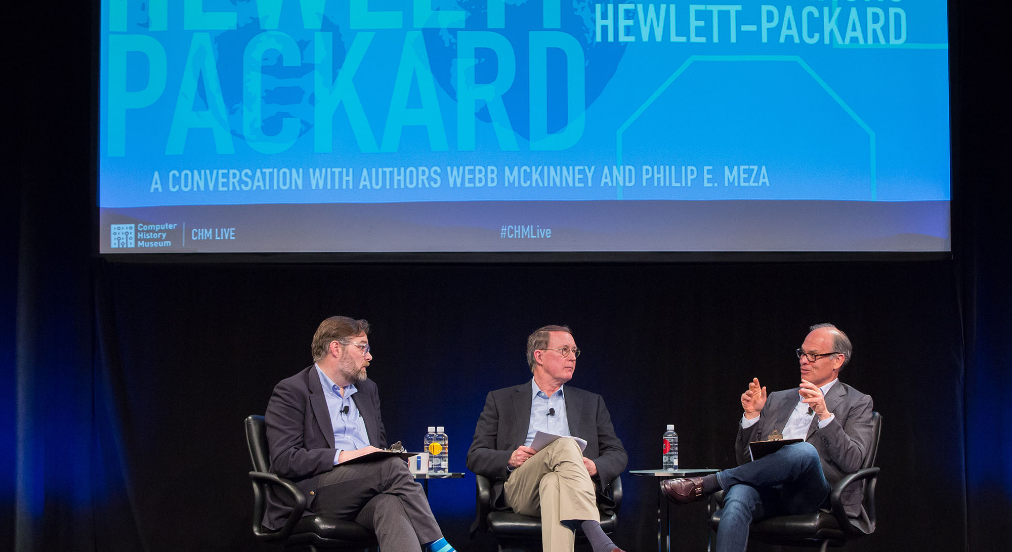 <em>Becoming Hewlett-Packard</em> authors Philip E. Meza and Webb McKinney discuss strategic leadership through HP's history.