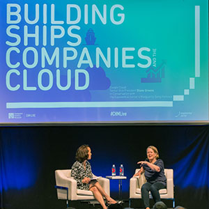 Building Ships, Companies, and the Cloud