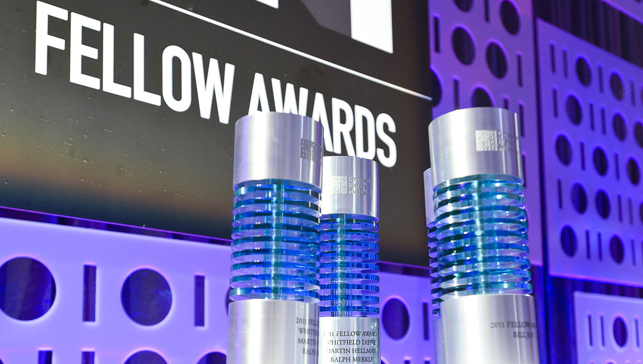 Fellow Awards at the Computer History Museum