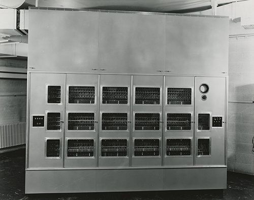 ILLIAC I computer at UIUC, ca. 1952