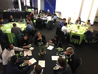 NextGen Board hosts its first Executive Mentorship Dinner